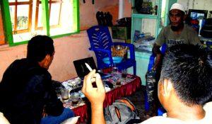 Warga Binaan - Satar Kampas