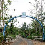Suasana Kampung Berseri ASTRA Dusun Kemuning
